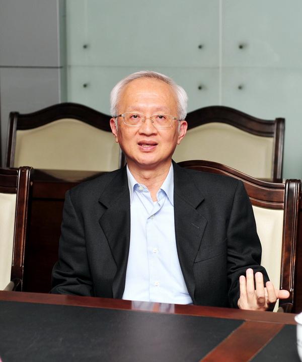 中国科技大学商学院院长-校领导会见台湾中国科技大学教师